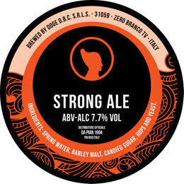 STRONG ALE | STRONG ALE | DOGE | ITALIA