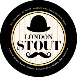 YOUNG'S LONDON STOUT | STOUT | MARSTON'S BREWERY & CO. | GRAN BRETAGNA
