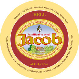 HELL | HELLES | JACOB | GERMANIA
