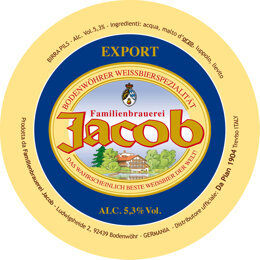 EXPORT | EXPORT | JACOB | GERMANIA