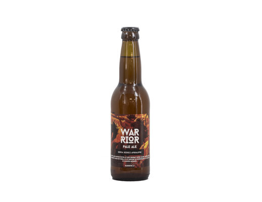 WARRIOR PALE ALE | APA | RESERVOIR DOGS | SLOVENIA