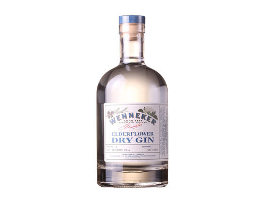 WENNEKER ELDERFLOWER | GIN | WENNEKER DISTILLERIES | OLANDA