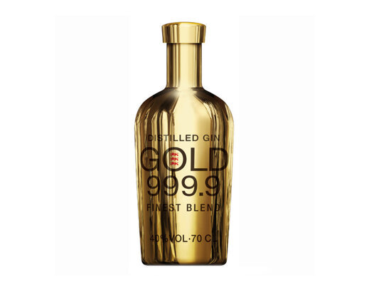 GOLD 999,9 GIN | GIN | THE WATER COMPANY | FRANCIA