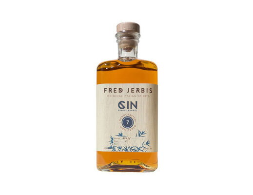 FRED JERBIS SINGLE BARREL | GIN | FRED JERBIS | ITALIA