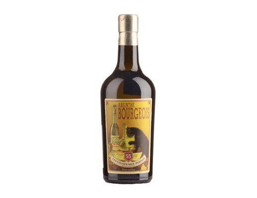 ASSENZIO BOURGEOIS | GIN | LES FILS D'EMILE PERNOT | FRANCIA