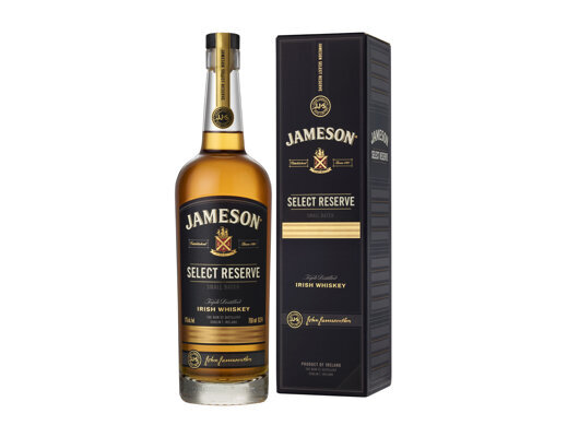 JAMESON IRISH WHISKY (12 ANNI) | WHISKY-SCOTCH-BOURBON | JAMESON OLD DISTILLERY | IRLANDA