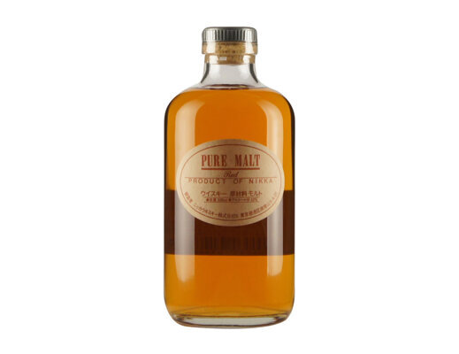 NIKKA PURE MALT BLACK | WHISKY-SCOTCH-BOURBON | THE ASAHI GROUP | GIAPPONE