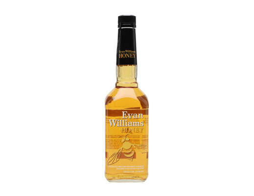 EVAN WILLIAMS HONEY BOURBON | WHISKY-SCOTCH-BOURBON | EVAN WILLIAM DISTILLERY | USA