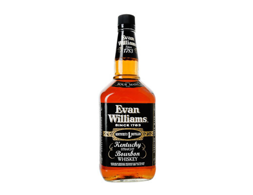 EVAN WILLIAMS BOURBON BLACK | WHISKY-SCOTCH-BOURBON | EVAN WILLIAM DISTILLERY | USA