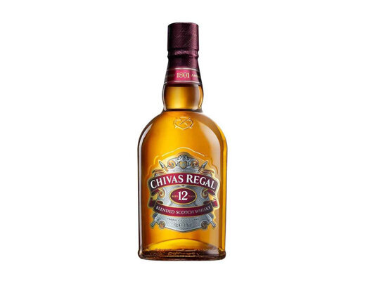 CHIVAS REGAL SCOTCH WHISKY (12 ANNI) | WHISKY-SCOTCH-BOURBON | STRATHISLA DISTILLERY | SCOZIA