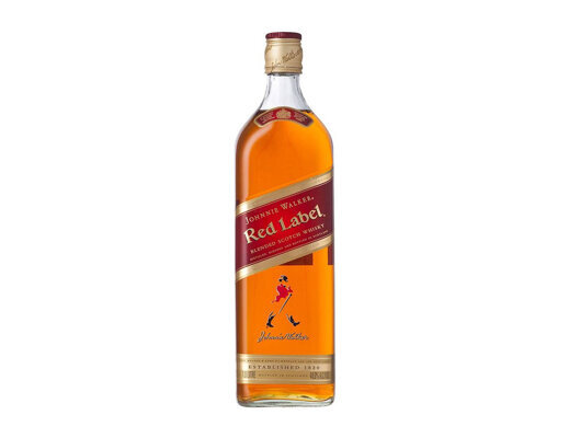 JOHNNIE WALKER RED LABEL SCOTCH WHISKY | WHISKY-SCOTCH-BOURBON | JOHNNIE WALKER | SCOZIA