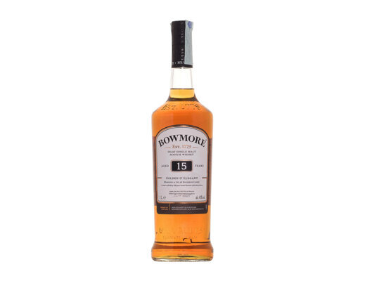 BOWMORE (15 ANNI) | WHISKY-SCOTCH-BOURBON | BOWMORE | SCOZIA